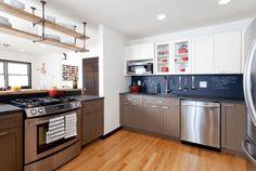 Konyha ötletek  | 10 1 vagány konyhai hátfal, amitől különleges lesz a konyhád
