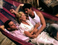 Meryl Streep in SOPHIE'S CHOICE as SOPHIE ZAWISTOWSKI ,Kevin Kline, Peter Mac Nicol 1982