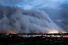 피닉스 덮치는 모래 폭풍