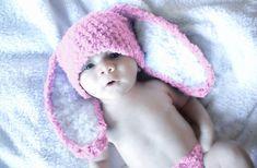 6 to 12m Baby Bunny Hat Baby Beanie - Crochet Bunny Ears Baby Hat in Baby Pink White Flopsy Rabbit Hat For Girls Photo Prop #children #kids #kidsfashion #baby #newborn #babygirl #babyboy #babyshower #forgirls #babyshowergift #babamoon #etsy #mom #babygifts #cutegifts #gift #girl #boy #products #accessories #babies #girlhat #boyhat #easter #bunny #bunnyhat #babyhat #hat #photoprop #prop #bunnycostume #eastercostume #etsygifts  #pink
