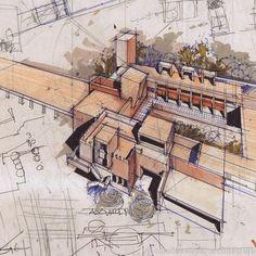 Architectural Renderings | 79 фотографий