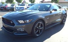 Magnetic 2017 Ford Mustang GT California Special Coupe - MustangAttitude.com Mobile
