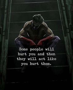 Hurt Quotes, Boy Quotes, Words Quotes, Quotes To Live By, Life Quotes, Photo Quotes, Deep Quotes, Happy Quotes, Best Joker Quotes