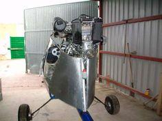 . Se vende rans s12, motor rotax 582 descarbonillado con 200h se arranca todas las semanas, el avi�n esta desmontado, con bomba el�ctrica, intercomunicadores, instrumentaci�n completa, alas perfectas, con dep�sitos de 35L, tim�n de direcci�n y profundidad p