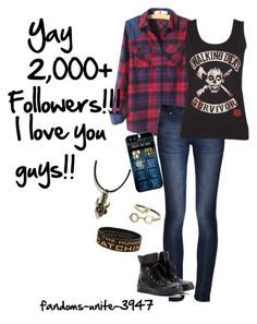 Yay I love you guys soooo much!! Thank you for following and liking my sets!!!!! by fandoms-unite-3947 on Polyvore featuring DL1961 Premium Denim and Converse