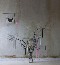 WABI SABI Scandinavia - Design, Art and DIY.: DIY: Creative Washi Tape Easter Decorations