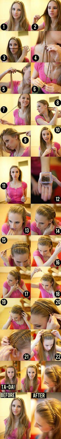 hair tutorials for long haor styles