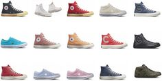 Converse SS 2018 http://shoecommittee.com/blog/2018/1/convers