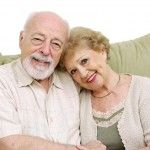 Cute couple! Earl and Rosie remodeled their home instead of moving him to a nursing home. Smart!