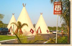 route 66 landmarks | GOODWILL HUNTING 4 GEEKS: A Road Trip