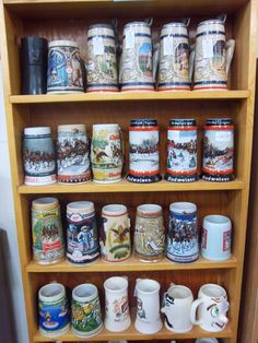 Several steins to suit your needs..