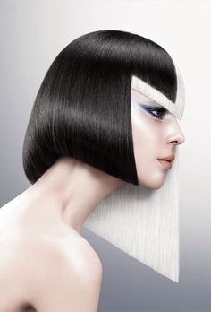 Art coiffure. Vidal Sassoon.