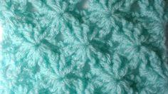 flowers crochet stitch