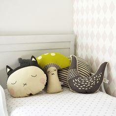Pillow Mushroom