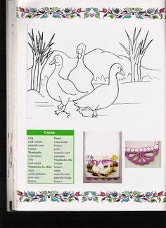 Pintura em Tecido - Edição 13 - Alice Pinto - Álbuns da web do Picasa