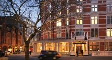The Connaught London. Urban. Grown up. With fairy lights. Need we say more
