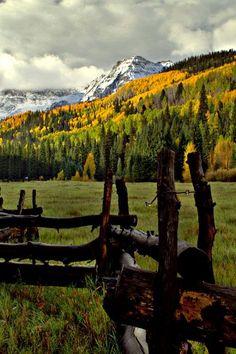 Autumn, San Juan Mountains, Colorado