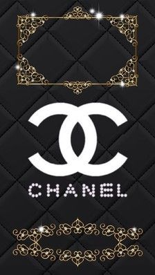 Chanel Wallpapers, Dope Wallpapers, Cute Wallpaper Backgrounds, Iphone Wallpapers, Wallpaper Art, Screen Wallpaper, Chanel Poster, Chanel Logo, Chanel Background