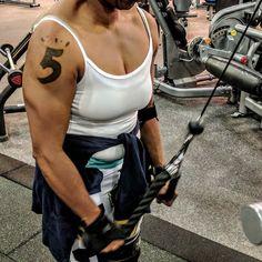 #armsworkout #womanwholift #fitfam #fitness #puregym