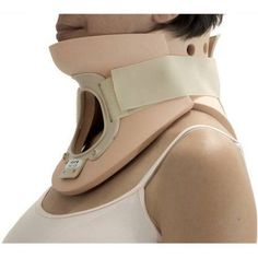 Designed to provide total cervical arch support, the ITA-MED Extra Firm Philadelphia Cervical Collar with Tracheotomy Opening features a two-piece. Posture Collar, Philadelphia, Beige, Work Project, Women, Braces, Halo, Walmart, Better Posture