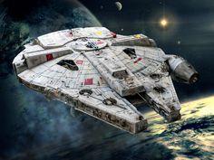 Bernard Szukiel - galeria modeli Star Wars i informacje