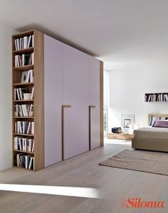 12 Amazing Wardrobe Design Ideas For Your Luxury Bedroom Fitted Bedroom Furniture, Wardrobe Furniture, Modern Bedroom, Wardrobe Door Designs, Wardrobe Design Bedroom, Regal Design, Küchen Design, Design Ideas, Bedroom Cupboard Designs