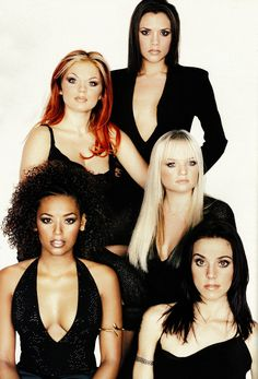 Magazine:Elle FranceYear:1997Models: The Spice Girls: Geri Halliwell, Victoria Beckham, Emma Bunton, Melanie Brown, Melanie ChisholmPhotographer:Mark Abrhams* http://fashographyscans.com/
