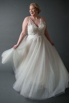 Plus Size Wedding Dresses - Jenny Yoo