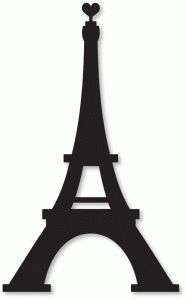 Silhouette Design Store - Search Designs : eiffel tower