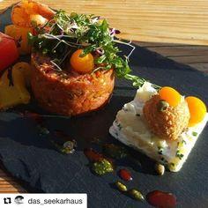 Für Gourmets im Schnee - Essen im Hotel Das Seekarhaus in Obertauern