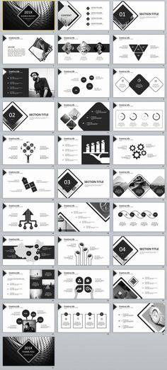 31 Gray Creative timeline PowerPoint template lipstick world Ppt Design, Design Powerpoint Templates, Template Brochure, Design Brochure, Slide Design, Layout Design, Booklet Design, Chart Design, Mise En Page Portfolio