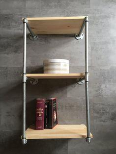 Industrial shelf 3 tiers