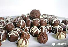 Hungarian Cake, Hungarian Recipes, Milk And Eggs, Dessert Recipes, Desserts, Winter Food, Cake Art, Cake Cookies, Fudge