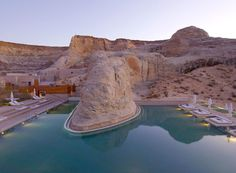 United States, Utah, Amangiri Resort