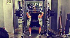 Squat 180kg