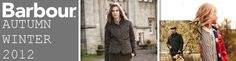 *NEW* Barbour Autumn Winter 2012 Collection