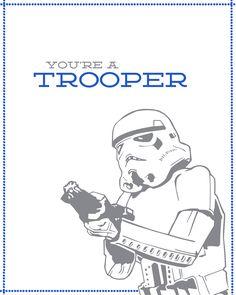 AleciaDawn Photography: Star Wars Valentines -- Free Valentine Printables
