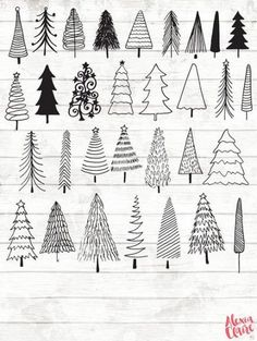 OFF Christmas Tree Clipart Christmas Clipart Christmas doodles Christmas Tree Clipart - Christmas Clipart - Christmas Planner Stickers - Christmas Tree illustrations - Christmas Tree - 92 Christmas Tree Clipart, Christmas Doodles, Christmas Stickers, Christmas Art, White Christmas, Etsy Christmas, Christmas Paintings, Outdoor Christmas, Childrens Christmas