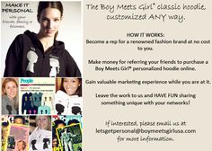 STACY IGEL: Behind the Seams: Lets Get Personal!