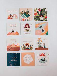 Gratitude Packaging & Merchandise on Behance Graphic Design Cv, Graphic Design Illustration, Cute Illustration, Branding Design, Logo Design, Corporate Branding, Posca Art, Book Sleeve, Instagram Design