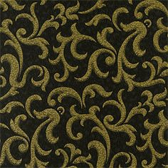 Madrona –Wallpaper Pattern  ( Collection	Damask Resource Vol II )