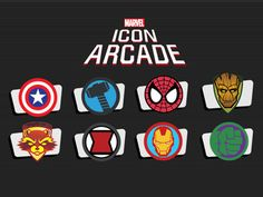 Choose your mark and unlock spectacular games featuring iconic Marvel Super Heroes on Marvel HQ! Arcade Games, Marvel Dc, Avengers, Fictional Characters, Image, Art, Studios, Ideas, Patterns