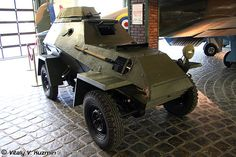Музей техники - часть 3 (Vadim Zadorozhny Technical museum - part 3) | Vitaly V. Kuzmin. Бронеавтомобиль БА-64Б (Armored vehicle BA-64B)
