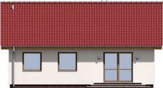 DOM.PL™ - Projekt domu ARD Rumianek 1 paliwo stałe CE - DOM RD1-70 - gotowy koszt budowy Outdoor Decor, Home Decor, Projects, Decoration Home, Room Decor, Home Interior Design, Home Decoration, Interior Design