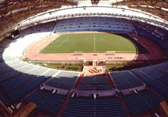 Once in my life i would like to go to the Stadio Olimpico. This is my big dream... so AS ROMA PER SEMPRE! of course. :D