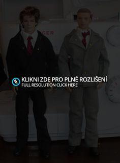 Free pattern: suit for Ken