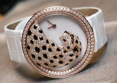Cartier Panther Watches For Women Hands-On Hands-On