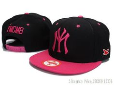 33278c1b6f28 Freeshipping YMCMB Snapback hats hot black pink brand new men   women s  designer adjustable caps wholesale price !  9.99