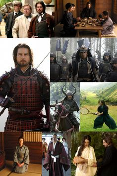 The Last Samurai, the cinematography in this movie was just beautiful!!! I will watch this 20 more times!! YR
