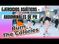 Ejercicios Asiáticos + ABDOMINALES DE PIE🔥   CARDIO DANCE FITNESS - YouTube Cardio, Youtube Workout, Hula Hoop, Fitness, Workouts, Dance, Fun, Physical Activities, Home